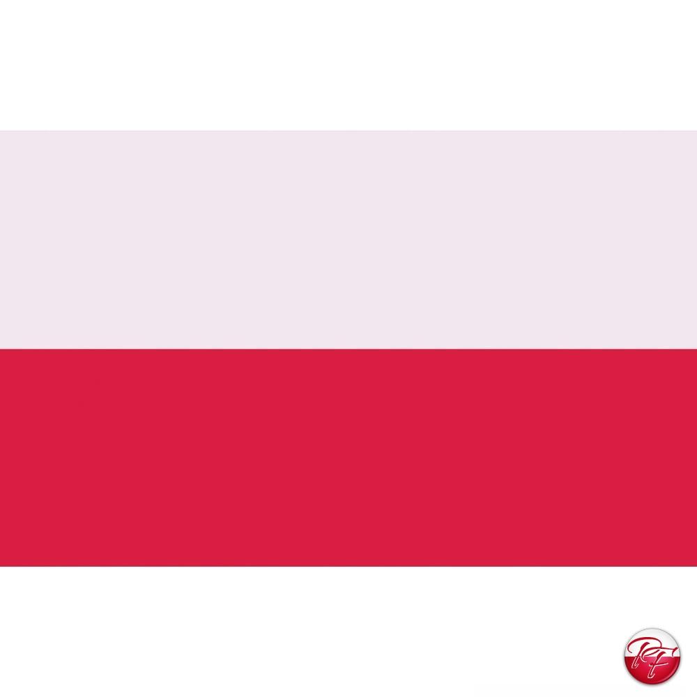 FLAGA POLSKI 80x120cm F H U PILECKI Sklep Internetowy